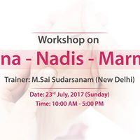 Marma Therapy Workshop