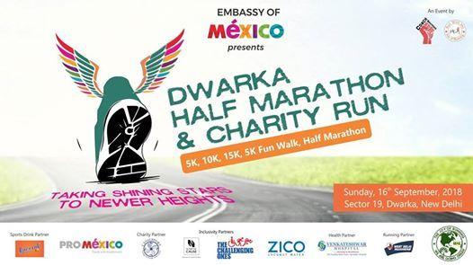 6th Dwarka Half Marathon & Charity Run