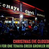 Closed Early Christmas Eve