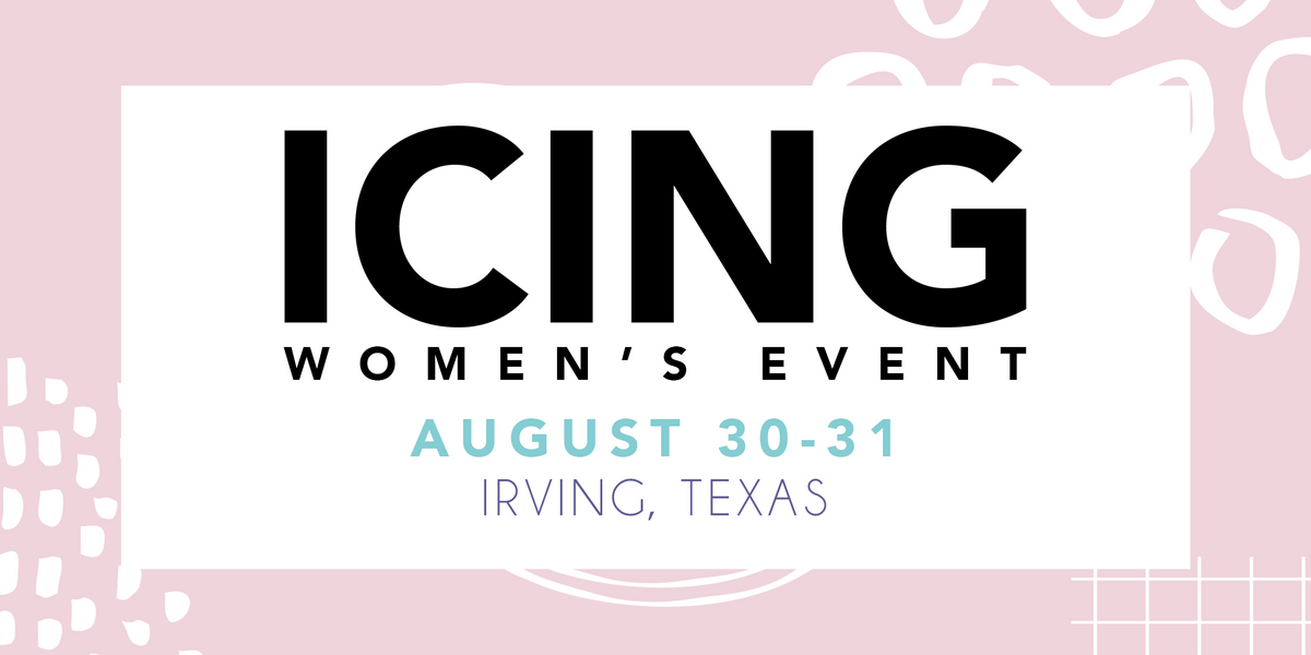ICING WOMENS EVENT 2019: August 30-31 at Toyota Music