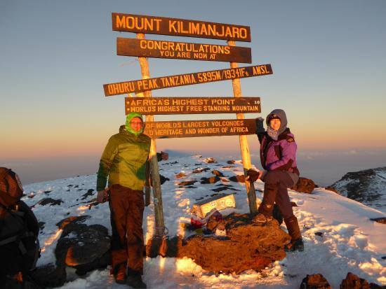 Join Now Mt.Kilimanjaro 7 Days Rongai Route