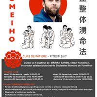 Curs iniiere Yumeiho (terapie manual japonez)