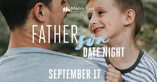 Father and son dating