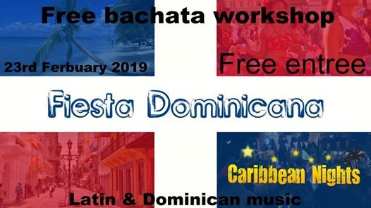 Caribbean Nights La Fiesta Dominicana