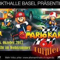 N64 Mariokart Turnier