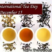 International Tea  Chai Day Party
