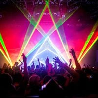 A.E.L Productions Presents Electro Laser Night