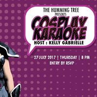 THT presents Cosplay Karaoke