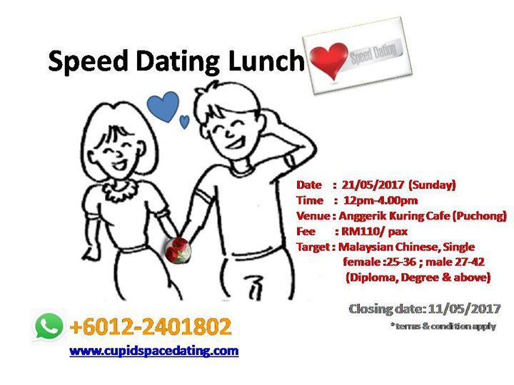 Speed dating malaysian Chinese
