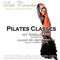 Pilates Class w Gisele