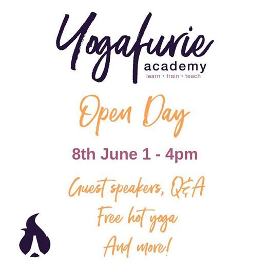 Yogafurie Teacher Training Open Day