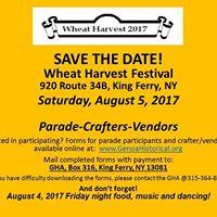 Wheat Harvest Festival