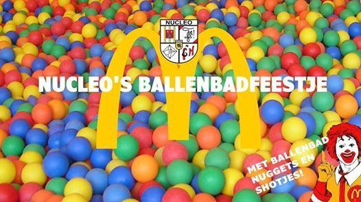 Mc Nucleos Ballenbad party