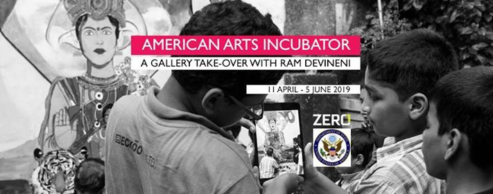 American Arts Incubator -Gallery Take-Over