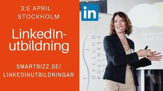 Utbildning LinkedIn Stockholm