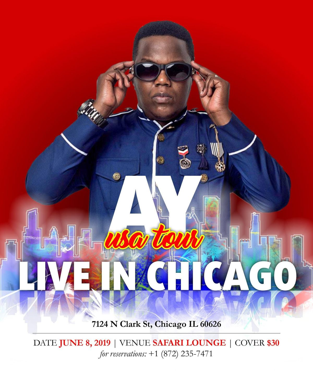 AY USA TOUR