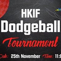 HKIF - Dodgeball Tournament HT 17
