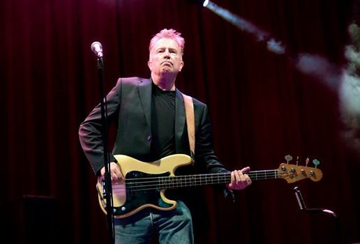 Tom Robinson & Band Performing Power In The Darkness