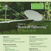 Seminar on Microwave Engineering