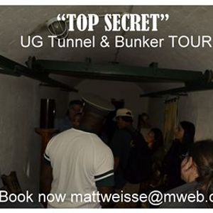 Ghost Tour Cape Town Zombies Undead and Vampires