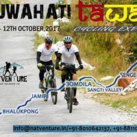 Guwahati Tawang Cycling Expedition