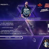 Fame Dance Championship Lucknow 28 jan