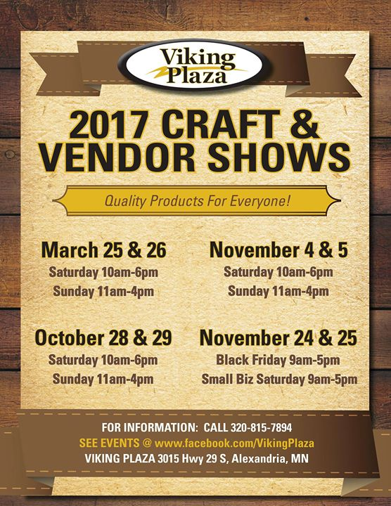 Sioux City Fall Craft Show