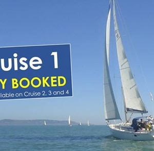 Summer Cruise 1  Dun Laoghaire to Waterford - Fully Booked