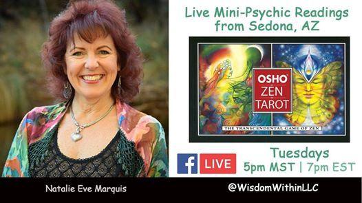 Free Mini-Psychic Readings