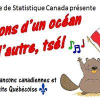 Concert de la chorale de Statistique Canada