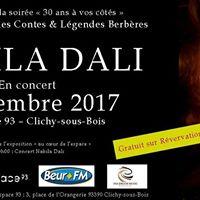 Nabila Dali en Concert - Espace 93 (Gratuit sur rservation)