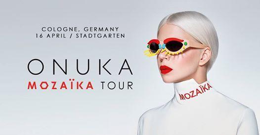 ONUKA I Ethno-Futurism from Ukraine I Mozaka Tour  Kln