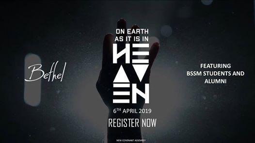 Evangelism Workshop As It is In Heaven