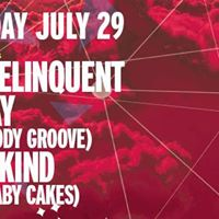 Coalition presents Mike Delinquent Nay Nay  3 Of A Kind