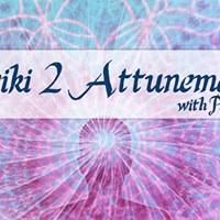 Reiki II Attunement with Pam Bzoch- Bonita