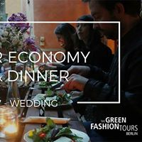 Circular Economy Tour &amp Dinner - the Wedding edition