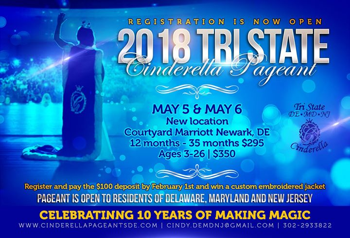 2018 Tri State Cinderella Pageant