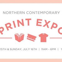 Northern Contemporary Print Expo