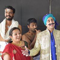 Arey Mayavi Sarovar - A hilarious play in Hindi by Samahaara