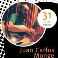 Noche de arte Juan Carlos MongeEn concierto