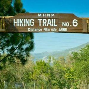 Hiking Trail 06 &amp Live BBQ