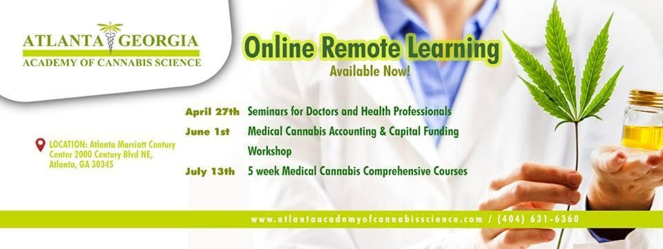 5 week Medical Cannabis Comprehensive Courses