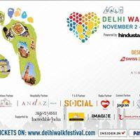Delhi Walk Festival 2017