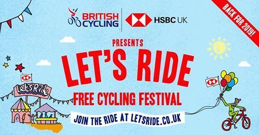 HSBC UK Lets Ride Manchester at Manchester, United Kingdom