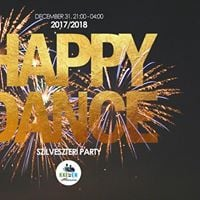 HAPPY DANCE Szilveszteri Party 20172018