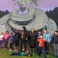 Summer Camp at Port Moody Station Museum