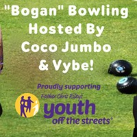 Bogan Bowling - ft. Coco Jumbo &amp Vybe (Youth Off The Street Fundraiser)