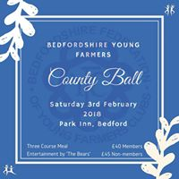 Bedfordshire YFC County Ball