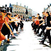 Swing Dancing Picnic