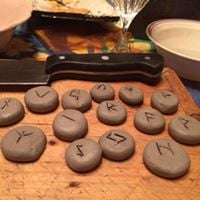 Make and Take Nordic Runes